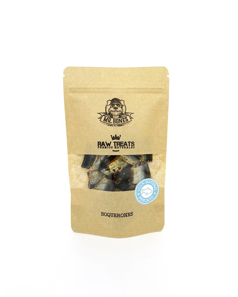 Raw Treats boquerones