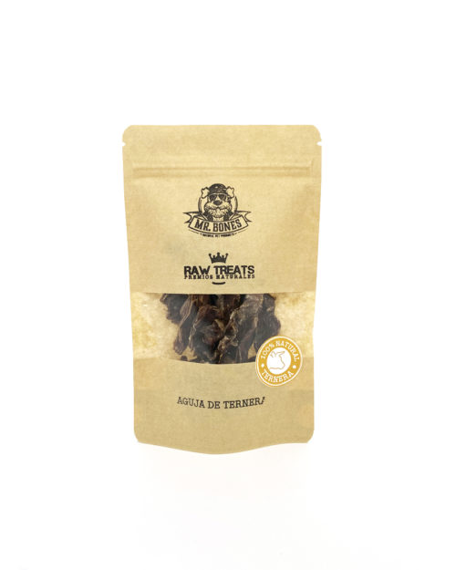 Raw Treats aguja de ternera