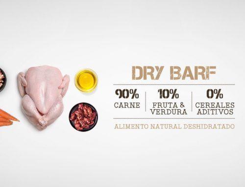 ¿Qué es Dry BARF?